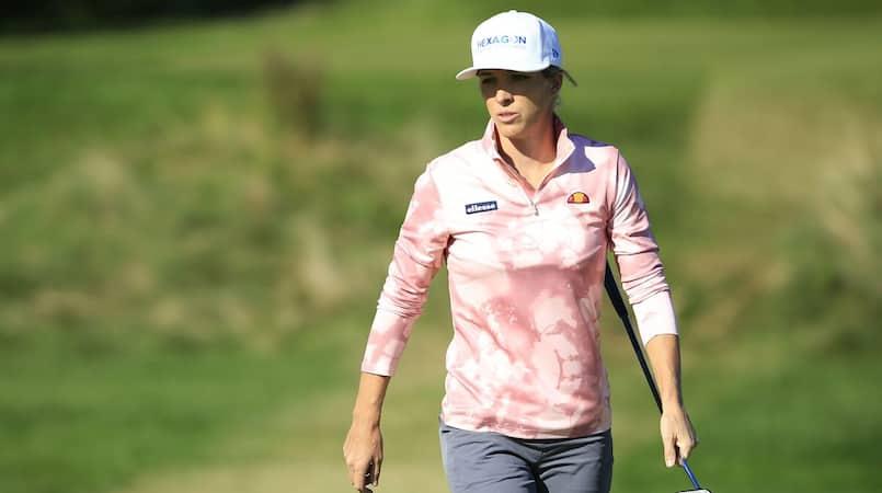 LPGA: une première pour Mel Reid