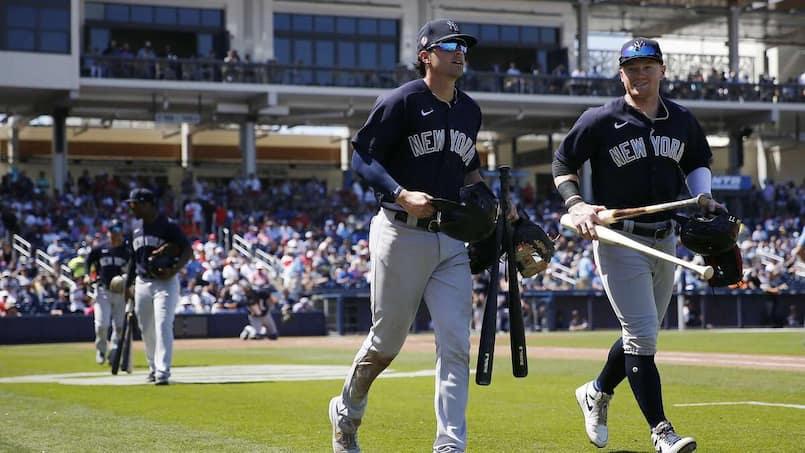 Les Yankees gardent le moral et la motivation