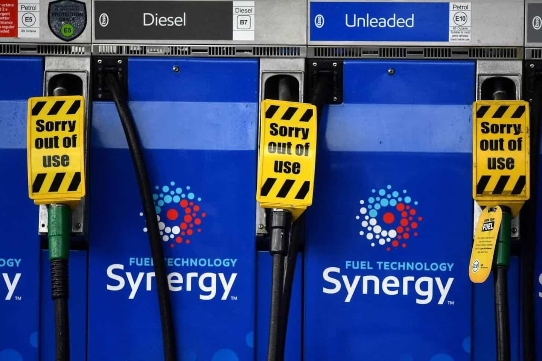 Pénurie d'essence au Royaume-Uni: l'armée déployée dès lundi