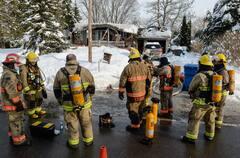 Incendie à Saint-Ours: un corps retrouvé dans les décombres d'une résidence