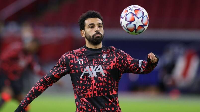 Mohamed Salah déclaré positif à la COVID