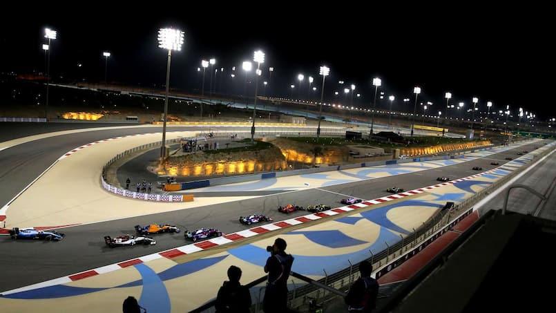 F1: le GP de Bahreïn se tiendra à huis clos