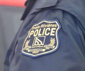 Police Trois-Rivières Bloc