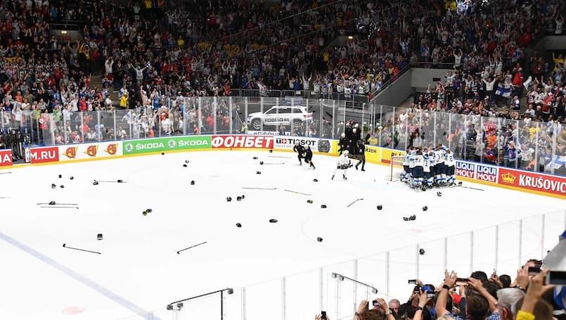 L'IIHF annule 18 tournois