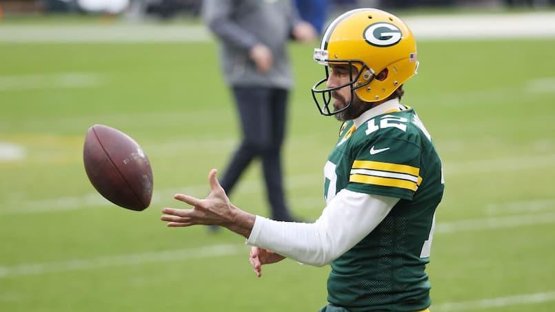 NFL : Aaron Rodgers est le joueur le plus utile