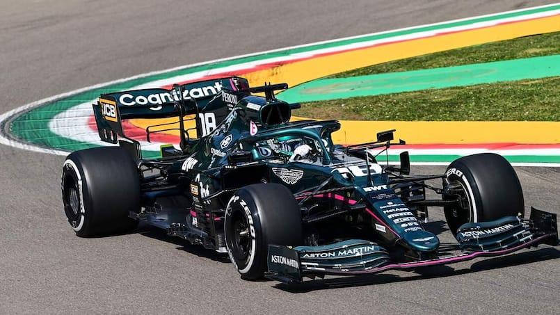 F1 : Lance Stroll apprécie le circuit d'Imola