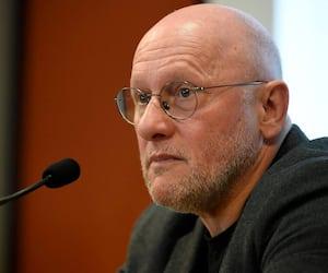 Le directeur régional de santé publique, André Dontigny