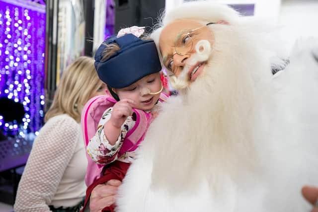 Charlie et le Père Noel