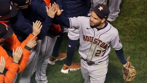 Les Astros s'amusent en fin de match