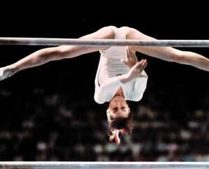 Nadia Comaneci a offert une prestation renversante aux Jeux olympiques de Montréal en 1976.