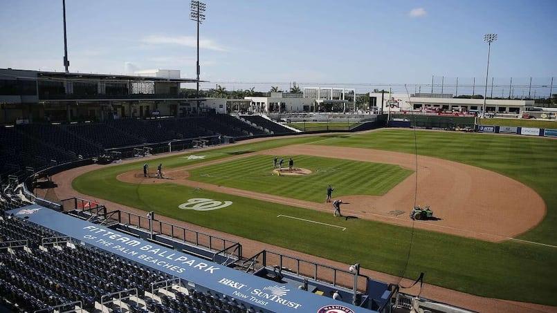 La MLB fermerait tous les centres d'entrainement
