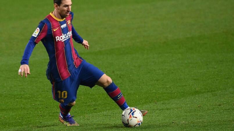 Un autre record pour Messi