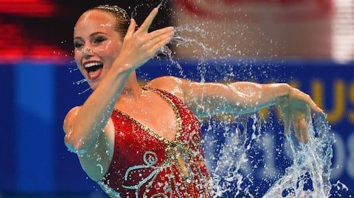 Une médaille d'or gagnée dans des circonstances assez particulières pour Jacqueline Simoneau