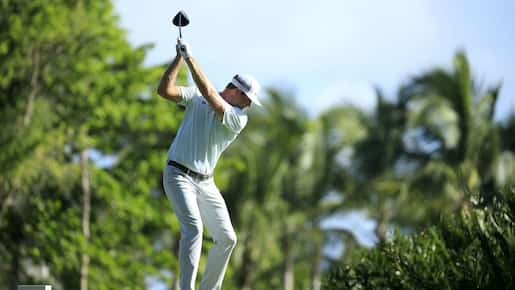 PGA : Hudson Swafford seul en tête à Punta Cana