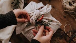Image principale de l'article Emballer vos cadeaux de façon zéro déchet