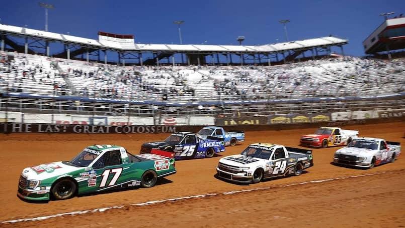 NASCAR : Raphaël Lessard s'offre un podium