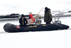 Lac Saint-Jean: déjà un an depuis le décès des motoneigistes français