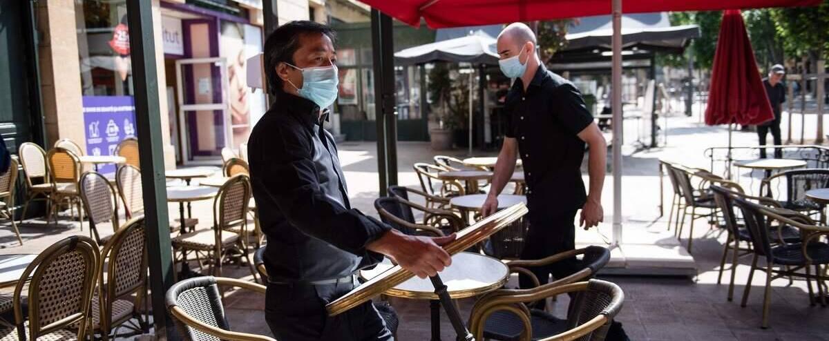 Pandémie de coronavirus: la France à la veille de reprendre mardi une vie «presque normale»