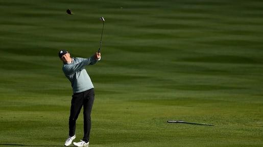 PGA : Jordan Spieth s'accroche au sommet