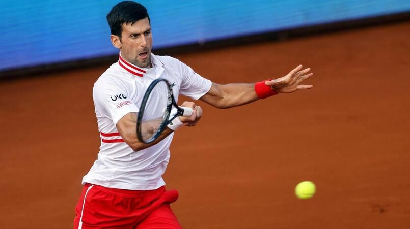Belgrade: Djokovic rachète sa défaite à Monte-Carlo