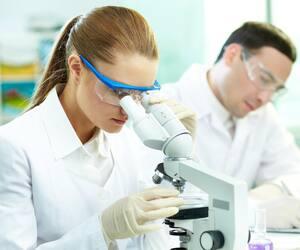 Bloc santé laboratoire médecine hôpital science scientifiques