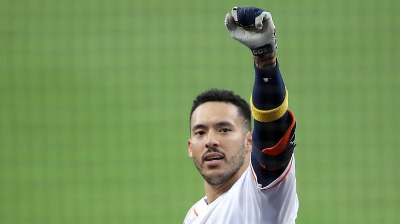 Les Astros résistent encore aux Rays