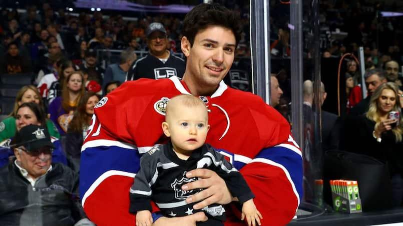 Carey Price devient père pour la troisième fois