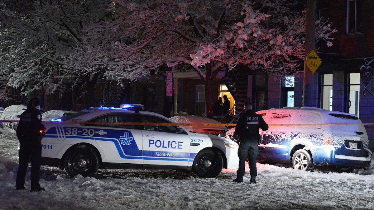 Une femme poignardée à mort sur le Plateau-Mont-Royal