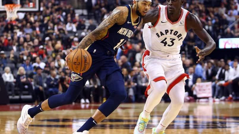 Changement majeur sur les chandails de la NBA