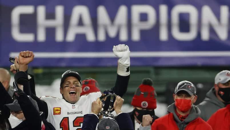 «La Zone payante»: Brady, Mahomes... et Auclair au Super Bowl