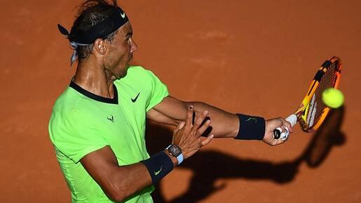 Rentrée convaincante pour Nadal à Roland-Garros