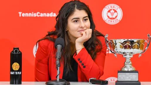 Auger-Aliassime et Andreescu redonnent au tennis canadien