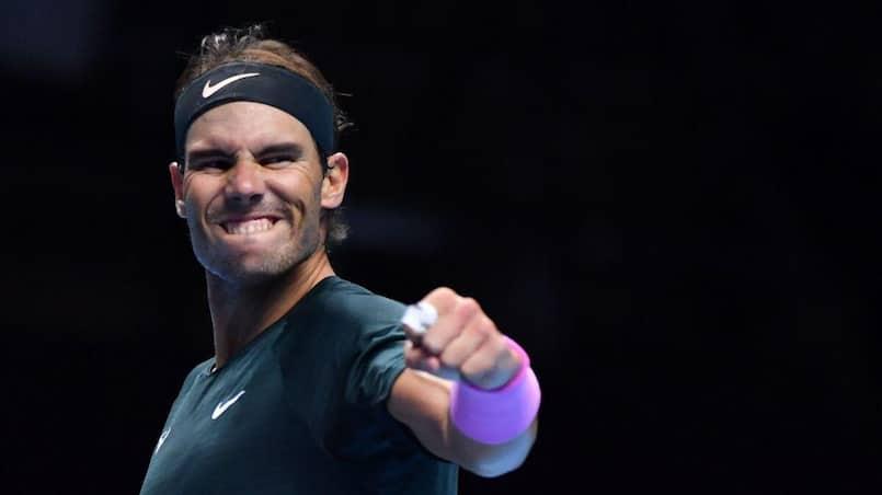 Rafael Nadal sort le tenant du titre à Londres