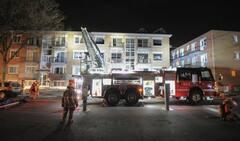 Montréal: un incendie criminel entraîne l'évacuation d'une vingtaine de personnes