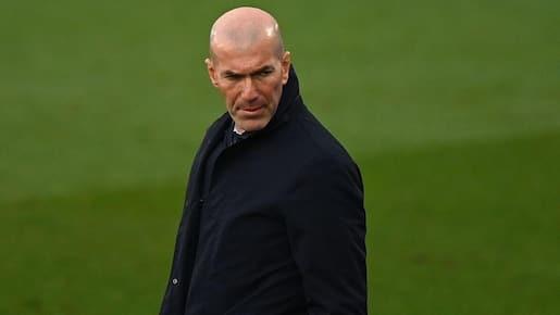 Un message fort de Zinédine Zidane