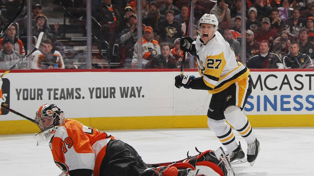 HKO-HKN-SPO-PITTSBURGH-PENGUINS-V-PHILADELPHIA-FLYERS