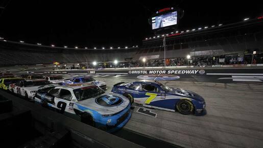 Phase 2 du plan de la série NASCAR