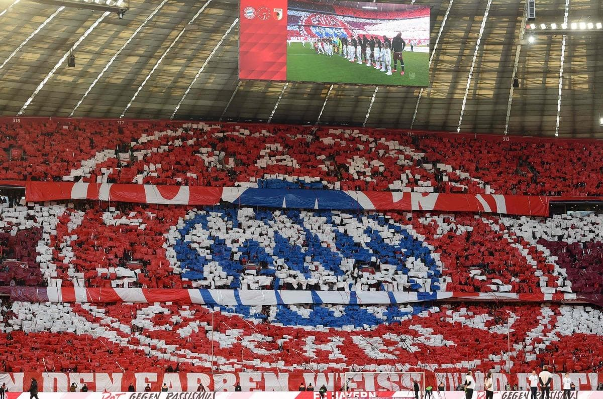 Bundesliga: les joueurs de Bayern Munich retourneront à l'entraînement