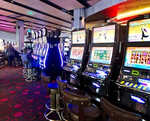 surveillance du casino