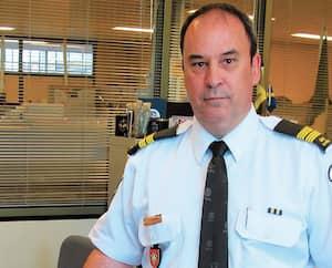 <b>Richard Gauthier</b><br /> Inspecteur, SQ