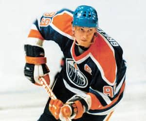 Edmonton Oilers Wayne Gretzky
