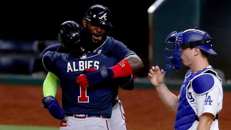 Les Braves remportent le premier duel