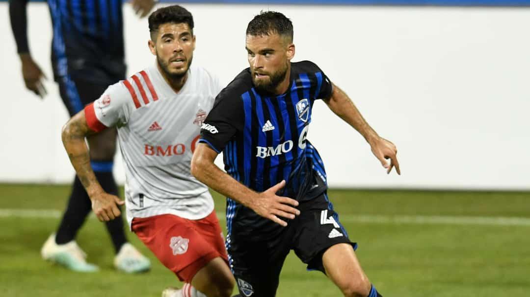 MLS - Toronto FC c. Impact