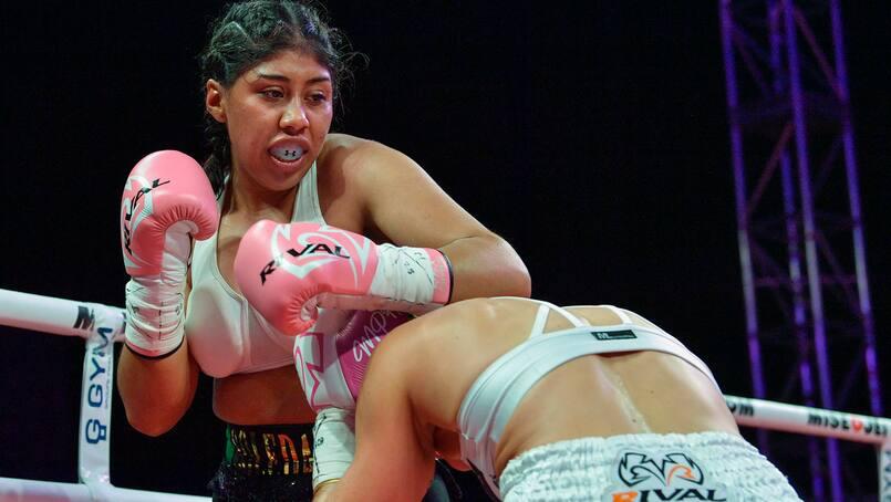 Boxeuse à l'hôpital: Zapata dans un état «critique, mais stable»