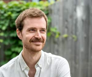 L'auteur Mathieu Rolland.