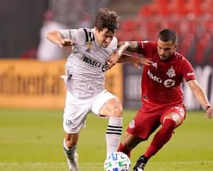 Bojan Kric et l'Impact ont livré jusqu'à leur dernière once d'énergie contre le Toronto FC, mardi.