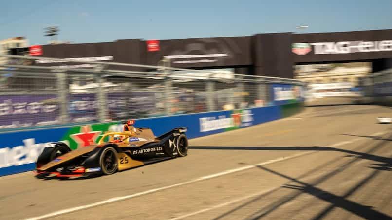 Formule E : cinq candidats pour le titre