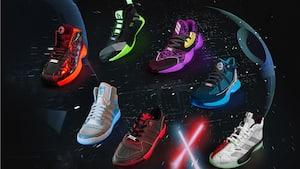 Image principale de l'article D'incroyables chaussures inspirées de Star Wars