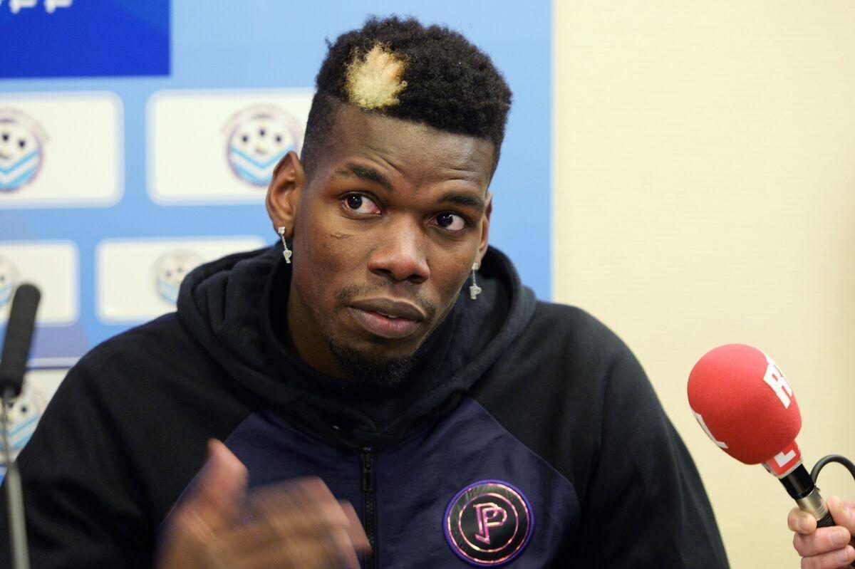 Pogba évoque un sujet crucial — Manchester United