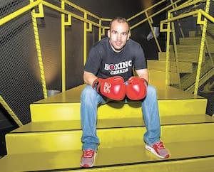 Le directeur haute performance de Boxe Canada, Daniel Trépanier, devra établir un nouveau plan d'action en vue des Olympiques qui seront présentés en 2021.